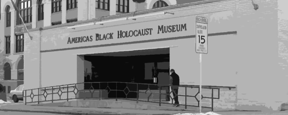 America's Black Holocaust Museum (source: https://communityjournal.net/tag/dr-james-cameron/)
