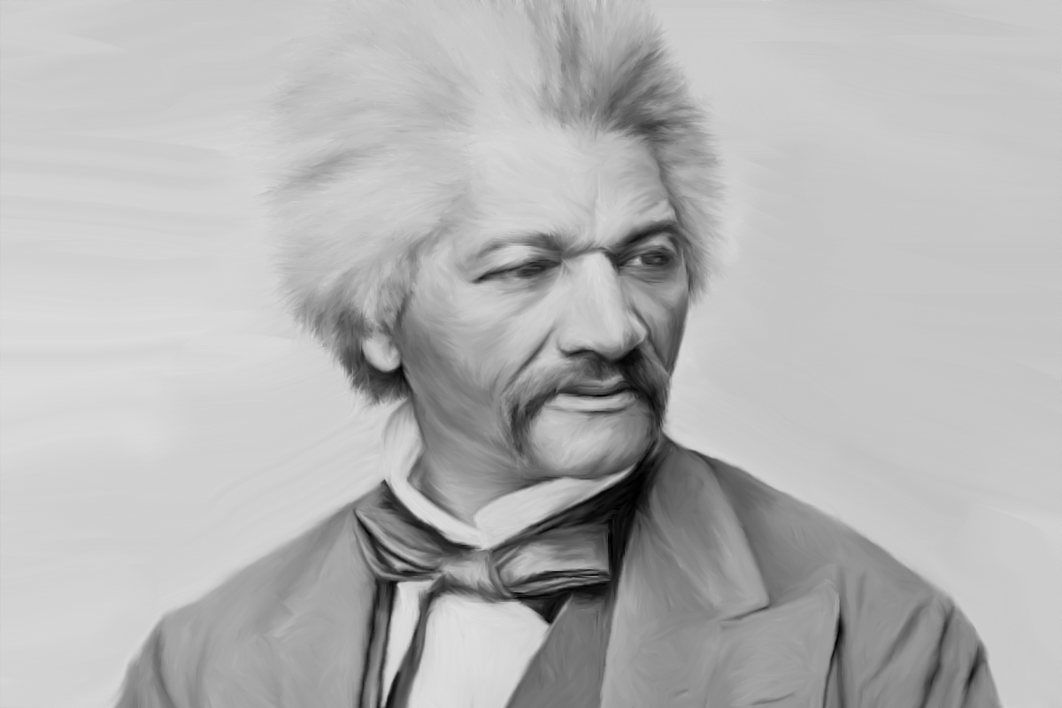 a look at the life of frederick douglass Narrative of the life of frederick douglass study guide  narrative of the life of frederick douglass | chapter 1  they are beautiful to a freedman but look.